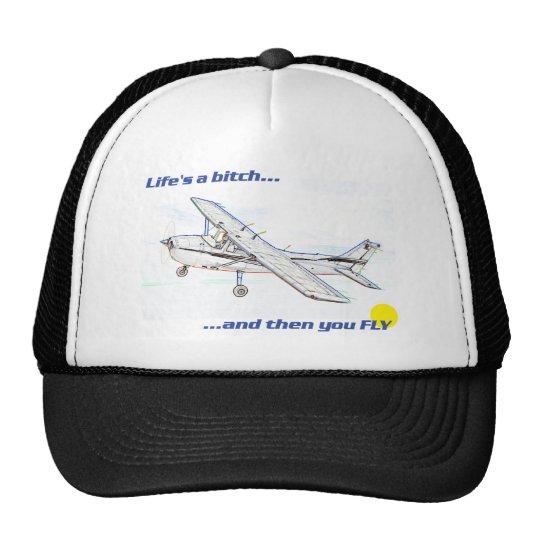 LAB C172 TRUCKER HAT