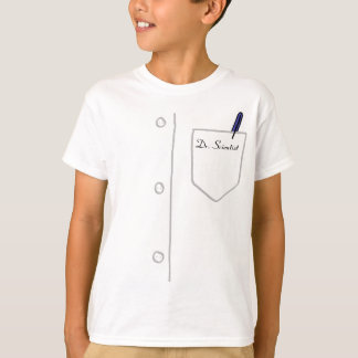 Lab Coat Youth T-shirt - Customizable!