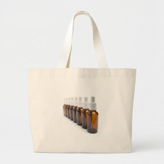 Lab droppers large tote bag