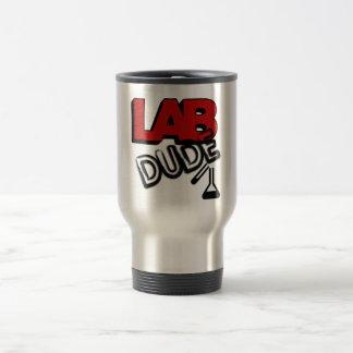 LAB DUDE - LABORATORY TRAVEL MUG