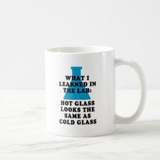 Lab Glass Coffee Mug