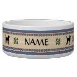 Lab Good Dog Large Bowl Dog Water Bowl