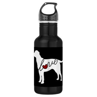 Lab Love Water Bottle
