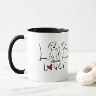 Lab Lover Coffee Mug