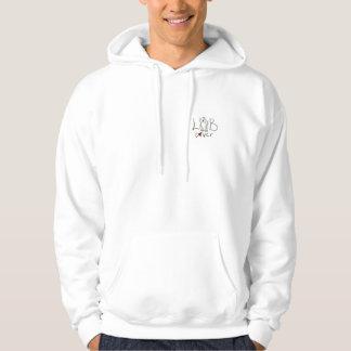 Lab Lover Hooded Sweatshirt