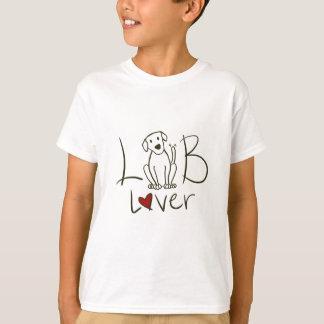 Lab Lover Kids TShirt