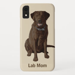 Case Mate Case with Labrador Retriever Phone Cases design