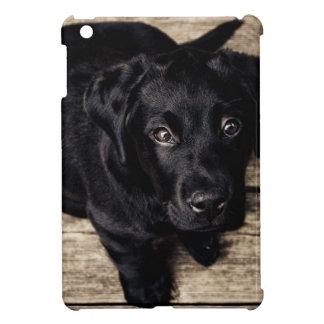 lab puppy iPad mini case