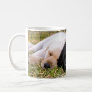 Lab Puppy Mug