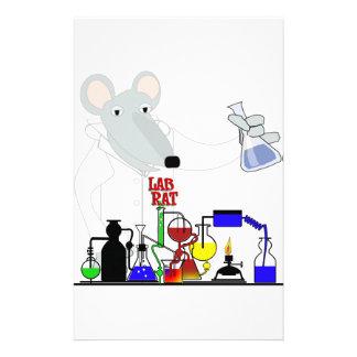 LAB RAT CHEMISTRY STATIONERY