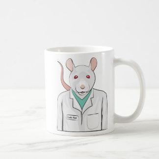 Lab Rat Coffee Mug