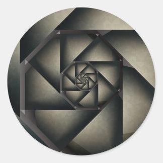 Lab Rat Maze Sticker