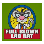 Lab Rat Poster
