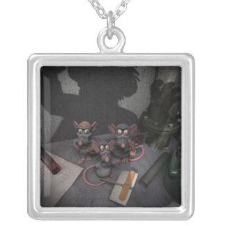 Lab Rats Unite Necklace