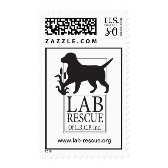 Lab Rescue of the LRCP Postage Stamps