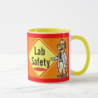 """Lab Safety-is No Joke"" Mug"