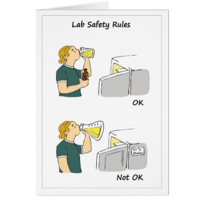 Lab safety rules this is your index html page