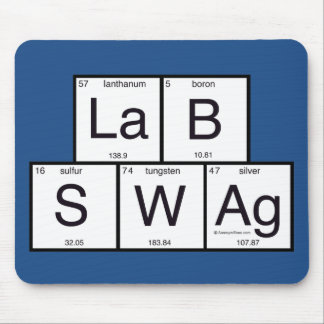 Lab SWAG Mouse Pad