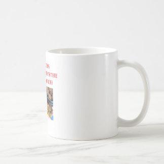 lab tech classic white coffee mug
