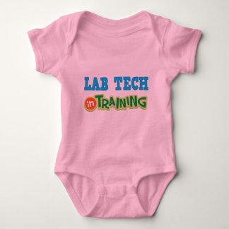 Lab Tech In Training (Future) Baby Bodysuit
