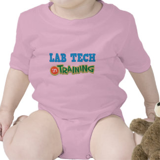Lab Tech In Training (Future) T Shirts