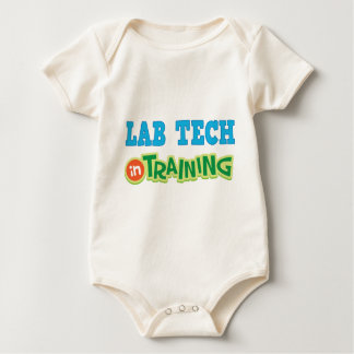 Lab Tech In Training (Future) Rompers