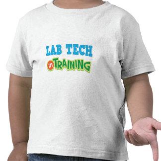Lab Tech In Training Future T Shirt