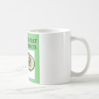 lab technician medical joke coffee mug