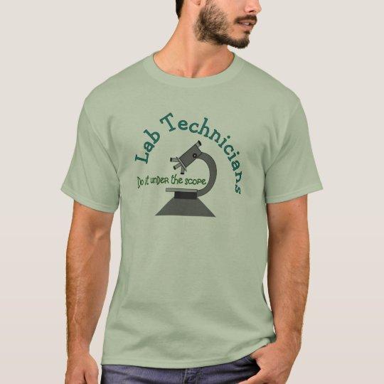 Lab Technician T-Shirt