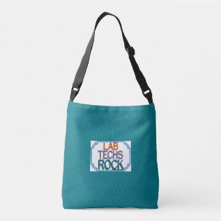 Lab Techs Rock Crossbody Bag