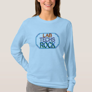 Lab Techs Rock T-Shirt