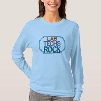 Lab Techs Rock T-Shirt