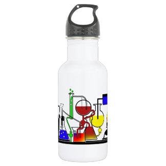 LAB WARE - LABORATORY  GLASSWARE MAD SCIENTIST WATER BOTTLE
