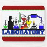 LAB WARE - LABORATORY GLASSWARE SETUP MOUSEPADS