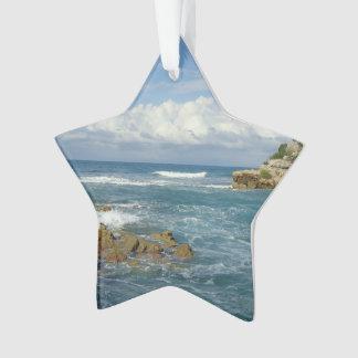 Labadee Seascape Ornament