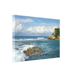 Labadie Seascape Canvas Print