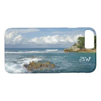 Labadie Seascape Monogrammed iPhone 7 Case