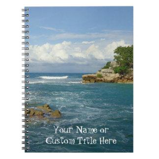 Labadie Seascape Personalized Notebook