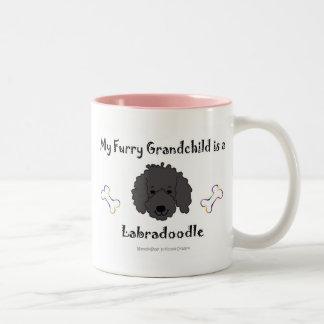 LabadoodleBlack Coffee Mug