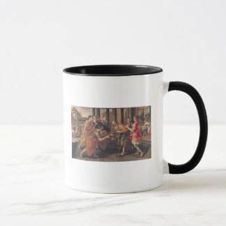 Laban Presenting Eliezer to his Father, 1562 Mug