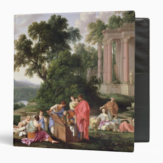Laban Searching for the Idols, 1647 Binder