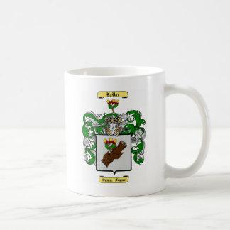 LaBar Classic White Coffee Mug