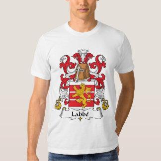 Labbe Family Crest T-shirt