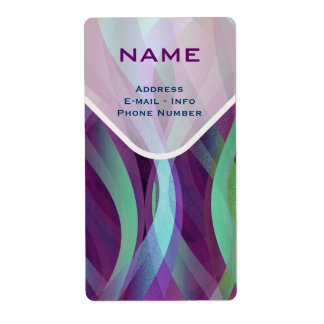Label Abstract Background