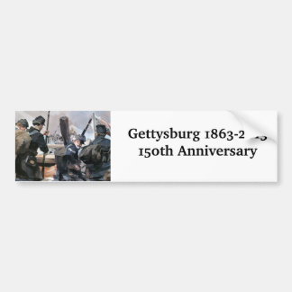 Label, Civil War Bumper Sticker