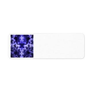 Label - fractal sponge
