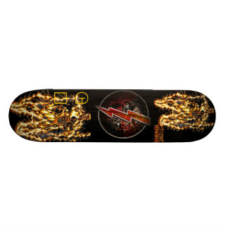 Label GH Global Hero First Edition Skateboard Deck