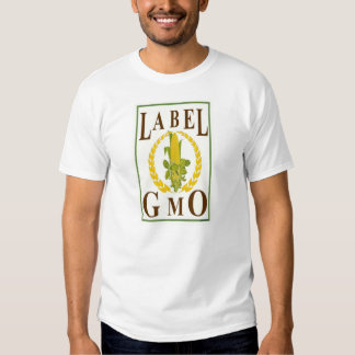 Label GMO T-shirt