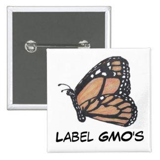 Label GMO's Button