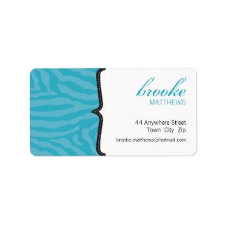 LABEL :: superb 1L Address Label